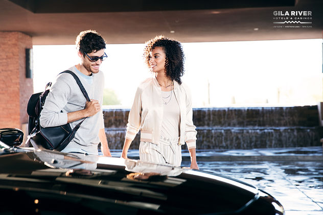 'SEVERIN WENDLER': 'STEVEN LIPPMAN' for 'GILA RIVER HOTELS & CASINOS'