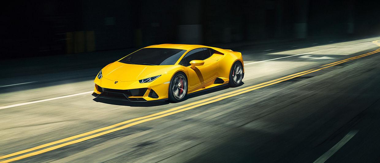 THILO SICHENEDER - Lamborghini Huracán Evo