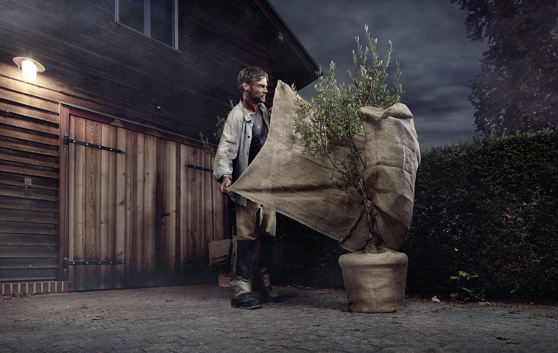 "MARKUS MUELLER for HORNBACH ""Winter is coming""!"