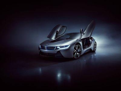 MARKUS WENDLER for BMW i8