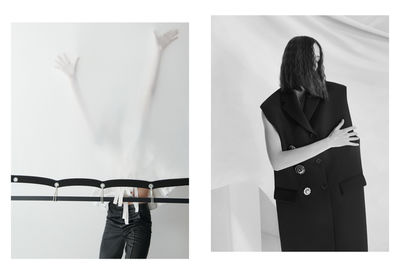 FACES MAGAZINE - Styling by Elke Dostal c/o NINA KLEIN (Photos: Oliver Beckmann)