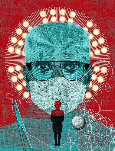 BALBUSSO TWINS Dr. Jerome Santa Clara magazine USA