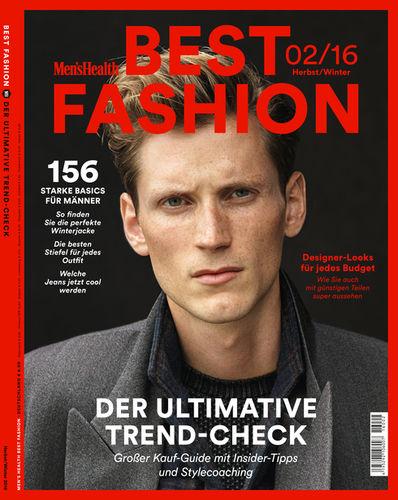 RECOM : Best Fashion 02/06 - Cover