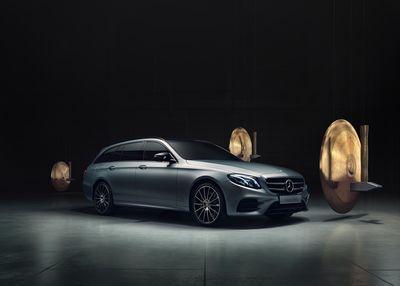 IGOR PANITZ PHOTOGRAPHY: Mercedes E-Klasse Gong