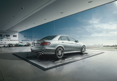 Mercedes-Benz Efficency Campaign