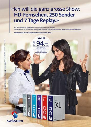 COSMOPOLA | Alexandra Kinga Fekete for Swisscom