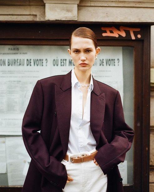 Vika Evseeva for Styleby Magazine ICONIC