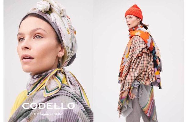 KATALIN KISS STYLING for CODELLO Campaign FallWinter 2019