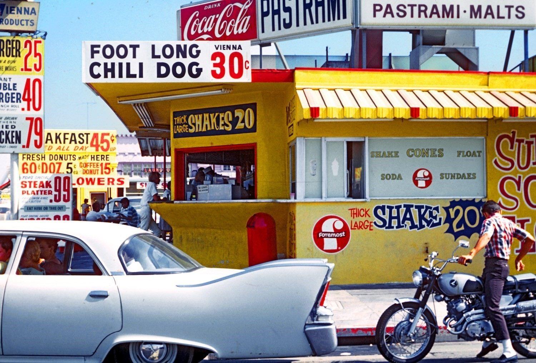 Denise Scott Brown: Photographs, 1956–1966