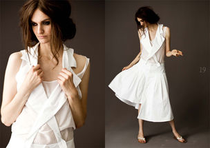BRODYBOOKINGS : Djosefin MAURER for SABINE MESCHER LOOKBOOK SS 2012