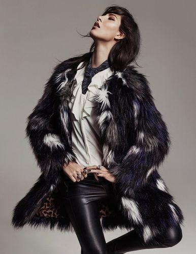 STEPHAN GLATHE : Shiela for ELLEMENTS Magazine