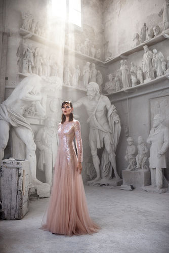 'The Sculptors Muse' for L'OFFICIEL SWITZERLAND by STEPHAN GLATHE