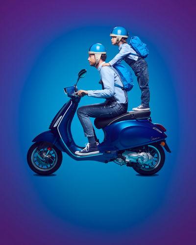 SEVERIN WENDELER: Jaap Vliegenthart for Amsterdam's Scootercity B.V