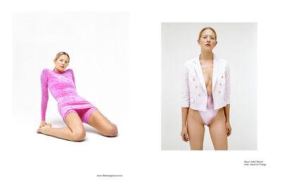 NINA KLEIN, Styling: Natalia Witschke, Lukas Senger, SLEEK