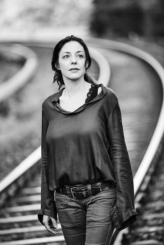 Sabrina White by FRANK P. WARTENBERG