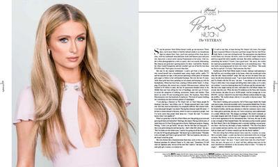 GLAMPR for Dujour Magazine
