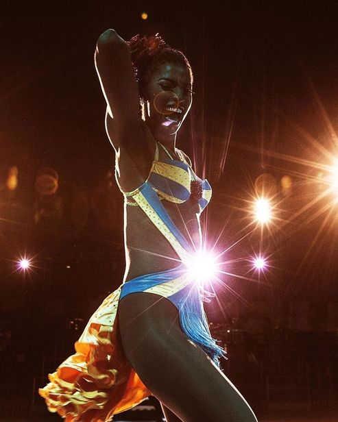 CHRISTAAN FELBER c/o GIANT ARTISTS 'COLOMBIA SALSA' for VICTORY JOURNAL