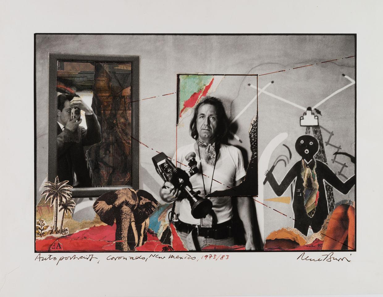 René Burri 'Explosions of Sight' / 'Explosion des Sehens' (Scheidegger Spiess & Musée de l'Elysée, Lausanne)