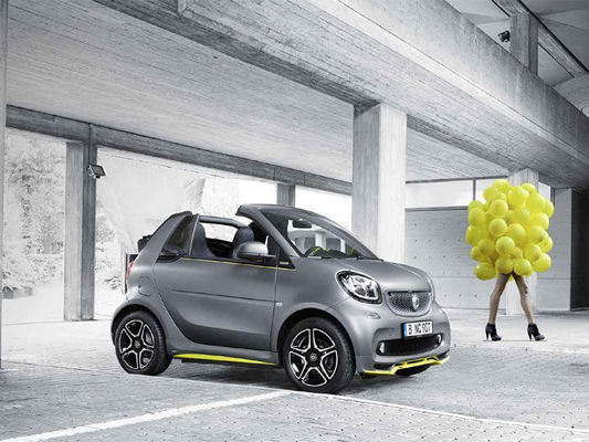 CLAAS CROPP CREATIVE PRODUCTIONS for SMART