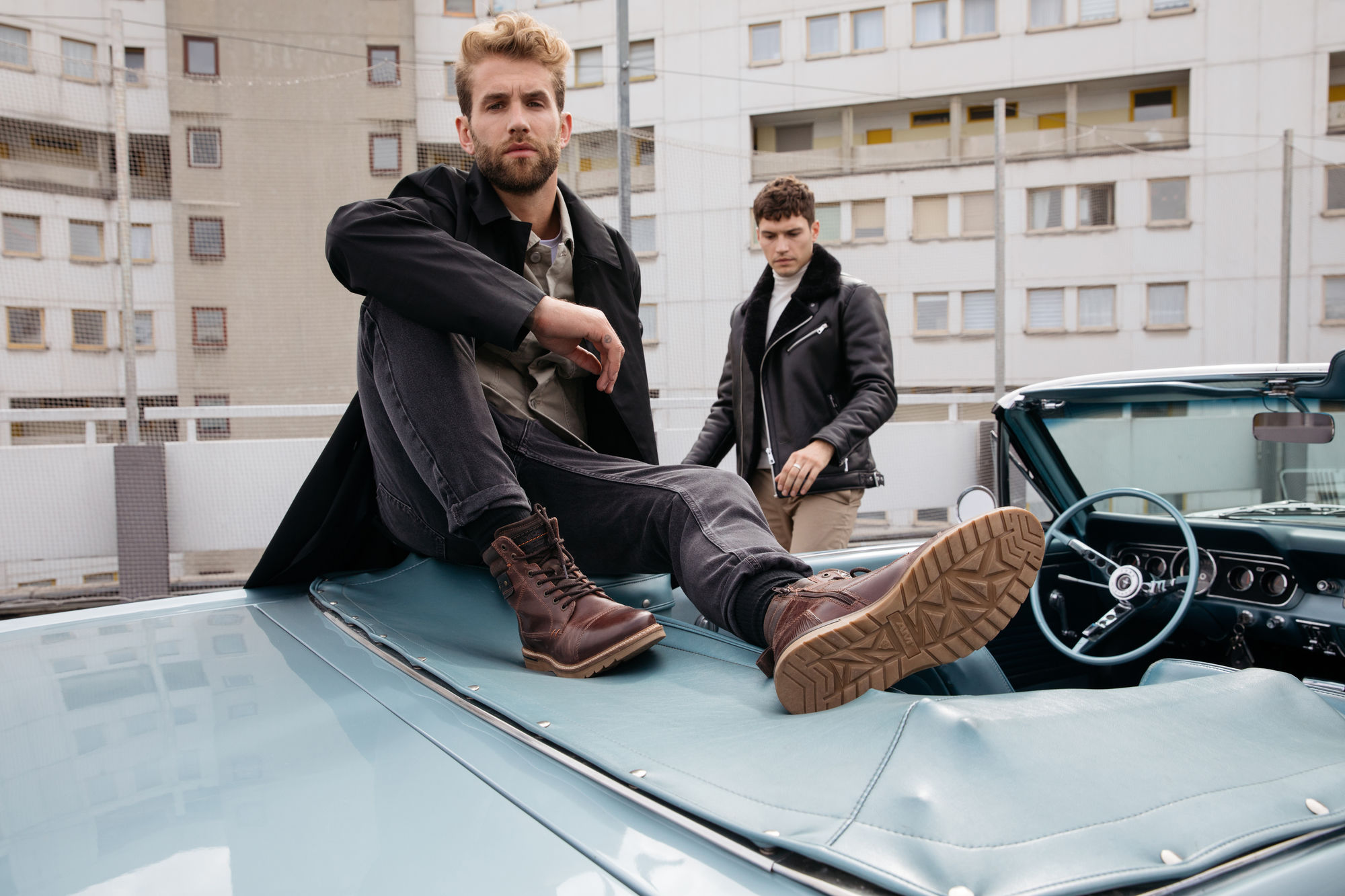 DEICHMANN AM SHOES CAMPAIGN AW 2018/19