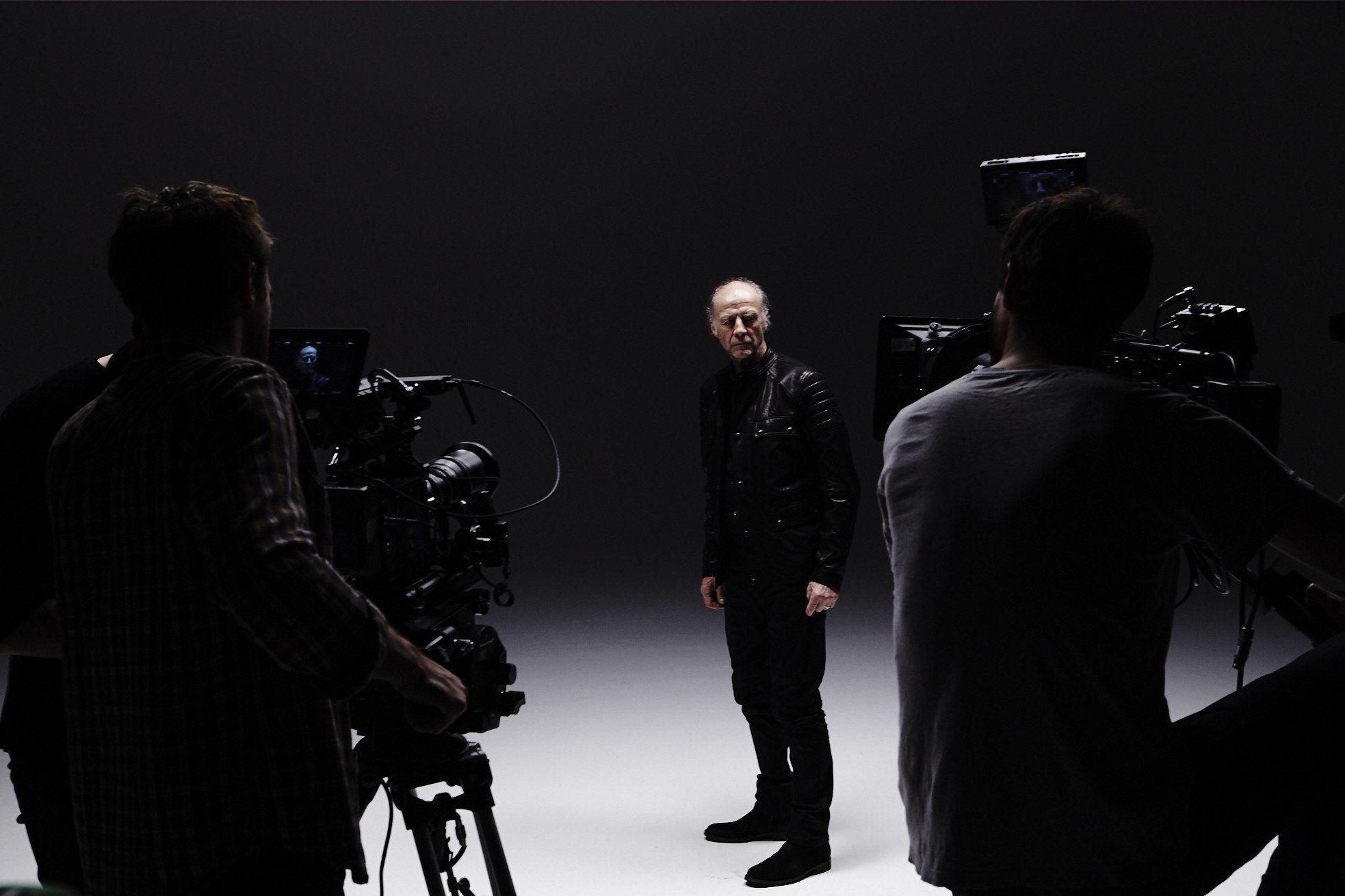 RANKIN: 'Worship The Ground'  for BELSTAFF