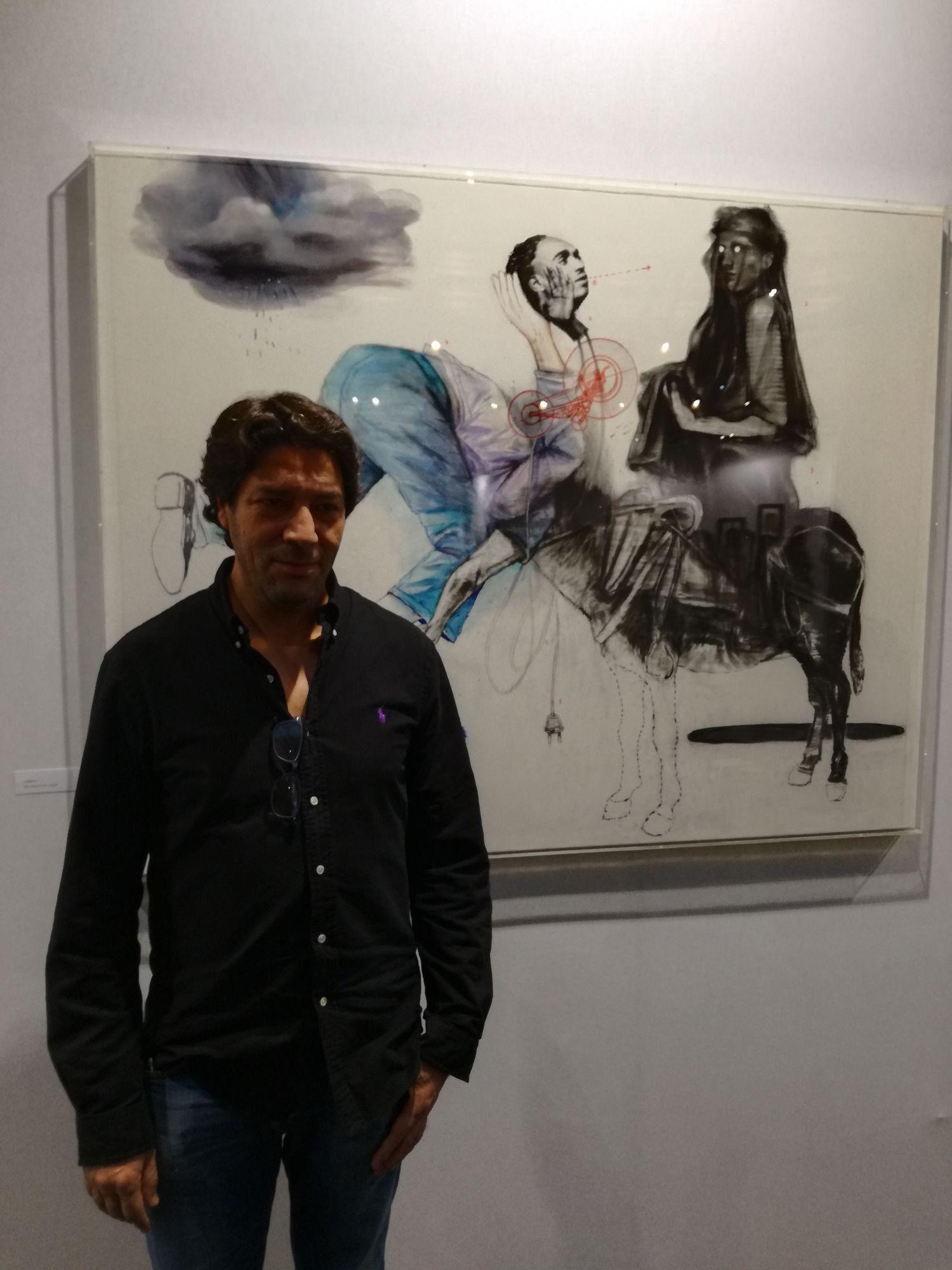 Mohamed Lekleti c/o Dupré & Dupré-Gallery