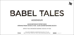 EMEIS DEUBEL : Peter FUNCH 'Babel Tales Addendum'