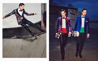 MAX VON TREU for INSTYLE MEN