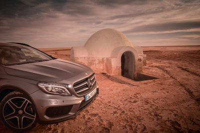 Mercedes GLA for Jan Friese. Postproduction RGBERLIN.