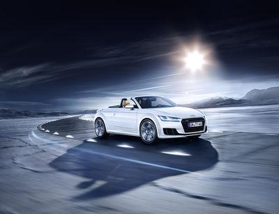 Audi TTR/S Kampagne