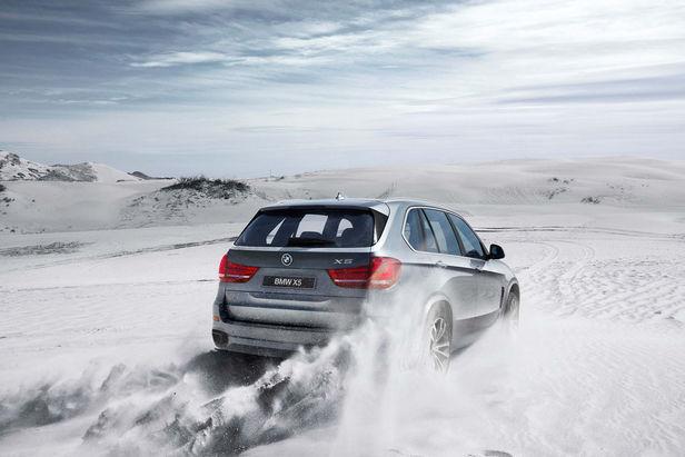 KELLY KELLERHOFF REPRESENTS! THOMAS SCHWOERER FÜR BMW X5