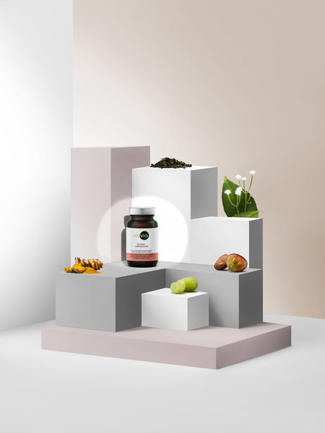 OFFENBLENDE: Stills für Inuvia Health Products