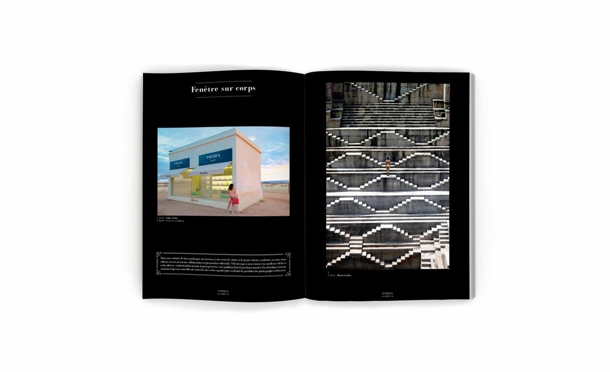 Normal Magazine Issue 12 - Architecture