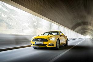 JAMES LIPMAN : Ford Mustang