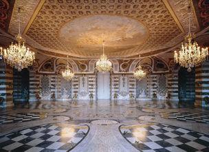FRIEDERISIKO - das Neue Palais von Sansscouci (Grottensaal)