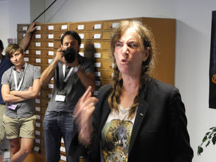 CANNES LIONS 2011 : PATTI SMITH at the festival