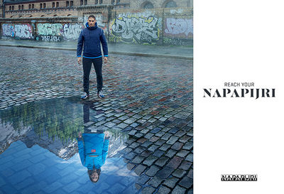 CLAAS CROPP CREATIVE PRODUCTIONS for Napapijri
