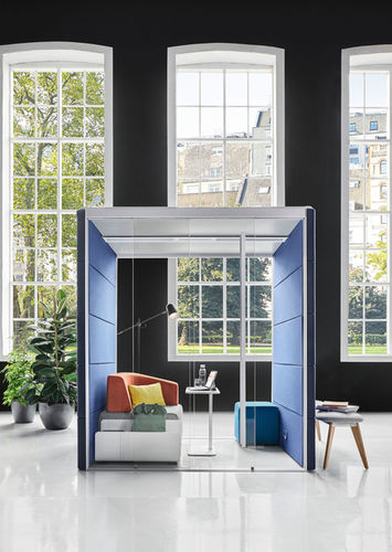 STILLSTARS - Set Design & Prop Styling Birgit Ehrlicher for Steelcase