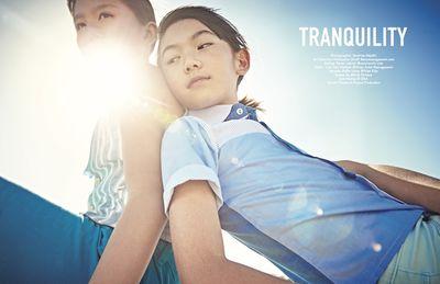 'Tranquility' NATASSCHA GIRELLI for HOOLIGANS MAGAZINE