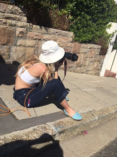 EUROCONNECTION : Sophie van der Perre for NELSON SHOES SS18
