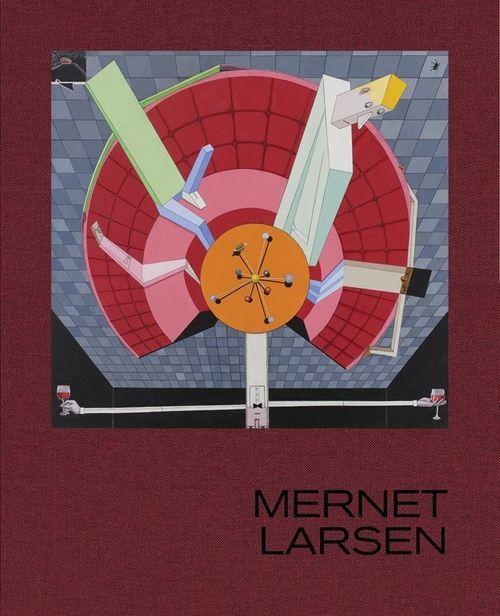 Mernet Larsen Monography published by Kerber Verlag
