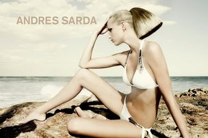 MUNICH MODELS : Michaela KOCIANOVA for ANDRES SARDA