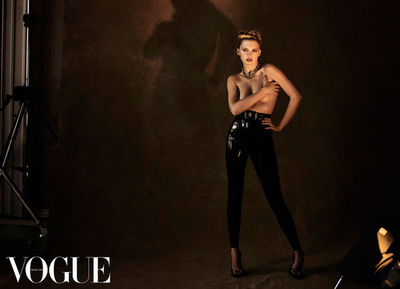 NM PRODUCTIONS for VOGUE Thailand // Boo George