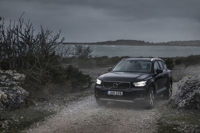 VOLVO XC40 RECHARGE by SIREN FOREVER c/o AGENT MOLLY & CO