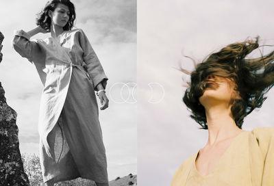 NINA KLEIN, Hair & Make up Sarah Rabel for Katha Klein by Stephan Dimu