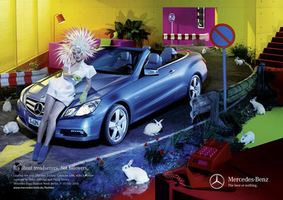 JUNG VON MATT / NECKAR for MERCEDES-BENZ