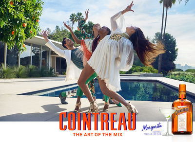 THE SATISFACTION : COINTREAU - NEW LAUNCH CAMPAIGN