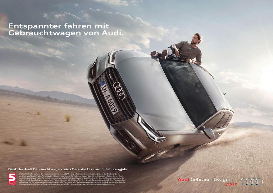 SEVENS for Audi