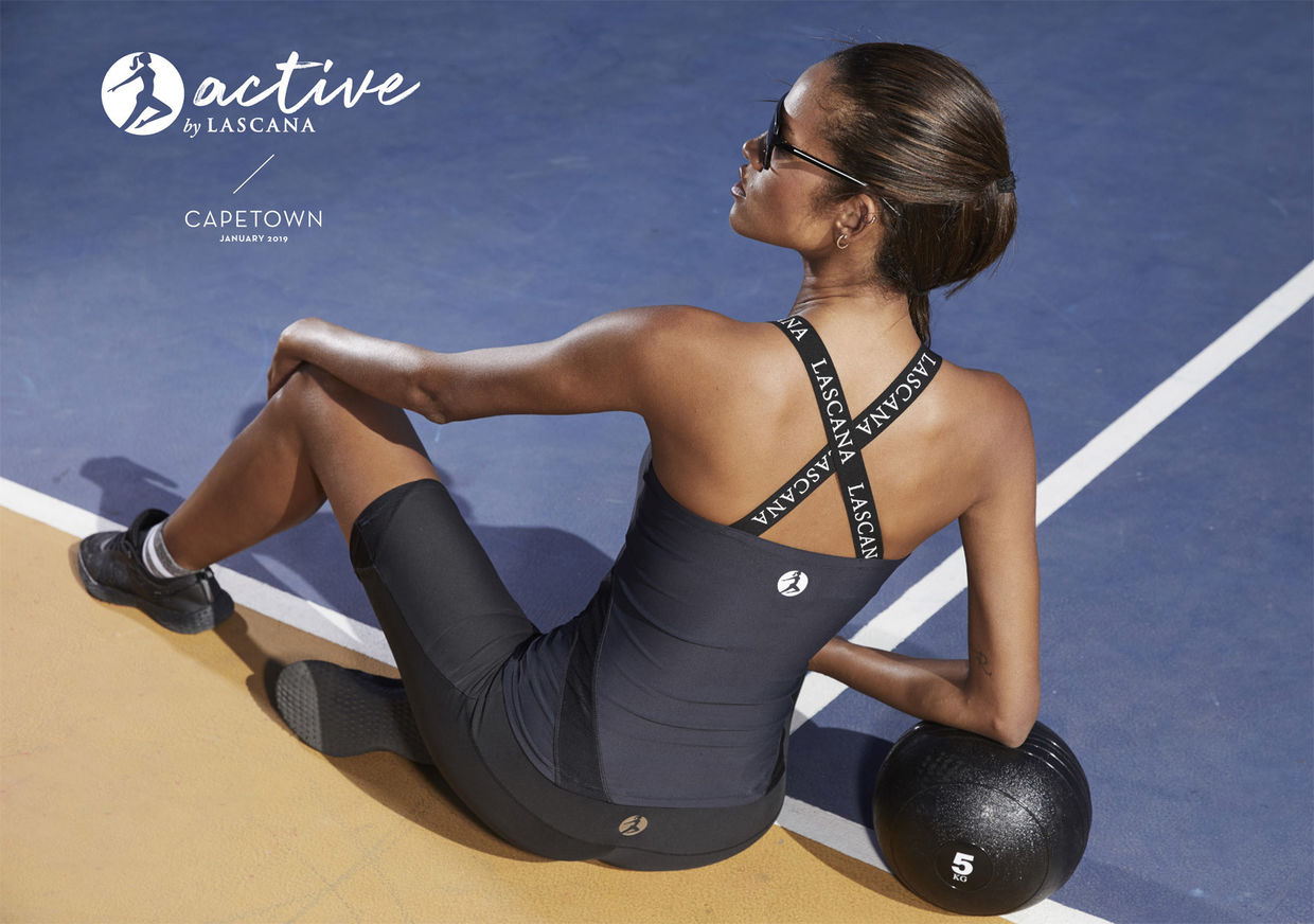 HILLE PHOTOGRAPHERS: Gary Engel for active by Lascana / Summer 2019