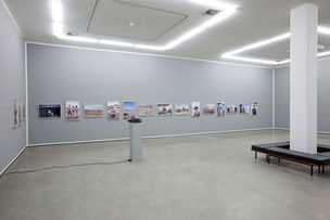 Der Kunstverein presents Story / No Story by Tobias Zielony